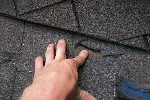 Roof Leak Repair